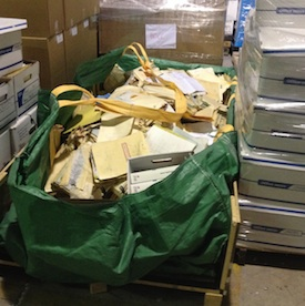 A Precautionary Tale of Flooding and Document Storage
