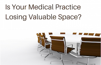 Is Your Medical Practice Losing Important Space to In-house Storage?