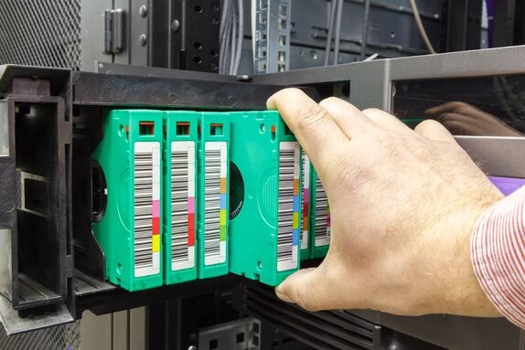 Tape or Cloud: Which Data Storage Solution is Right for Your Business?