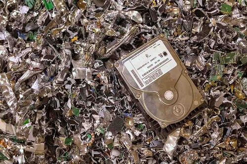 Protect Your Customers Data-Hard Drive Destruction