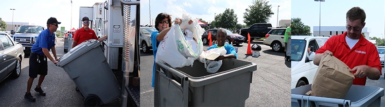 Will You Be at Our Spring Community Shred-a-Thon?