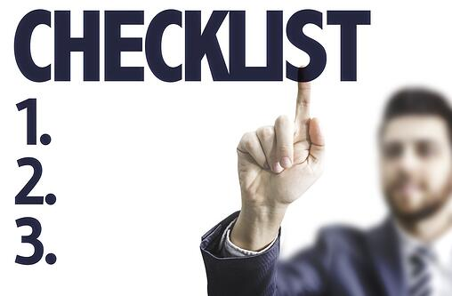 A Document Conversion Checklist for Your Business