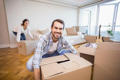 COVID 19: Moving Tips for Couples