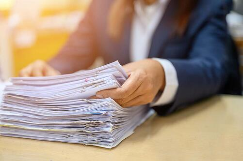 Tax Season Shredding: What Should Your Business Keep or Shred?