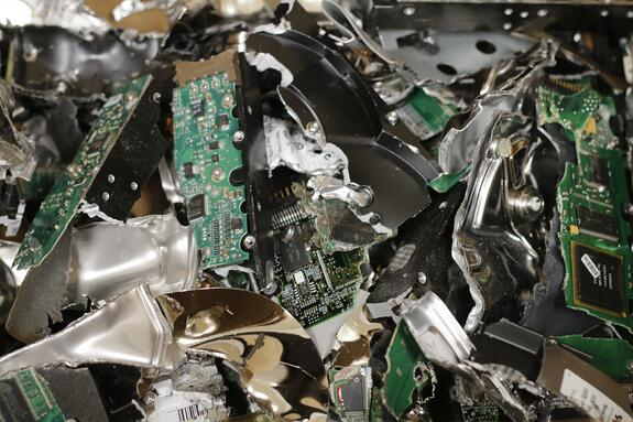 How to Solve 3 Misconceptions About Hard Drive Destruction