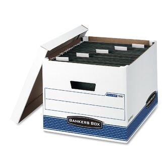 Using the Right Records Storage Boxes for Your Business?