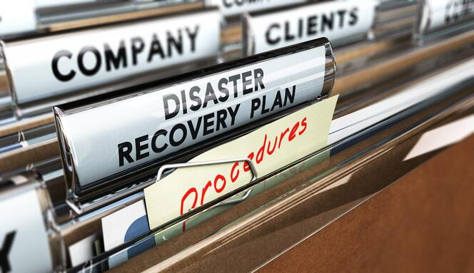 Securing Your Business Data Ahead of a Hurricane