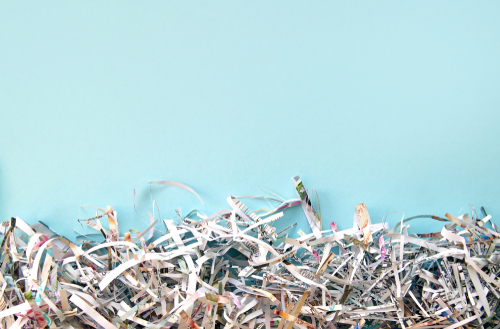 Go Green: Reduce Waste with Document Shredding and Storage