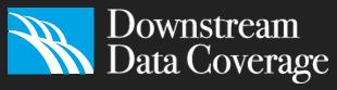 Downstream Data Coverage