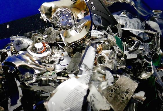 Hard Drive Destruction: What Not to Do