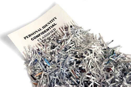 Dangers of Being Careless About Document Shredding