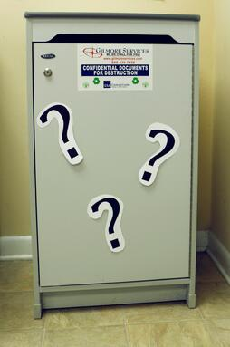 Does Your Office Need More Secure Shredding Bins?