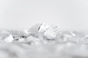 Shredded Paper, Gilmore Services