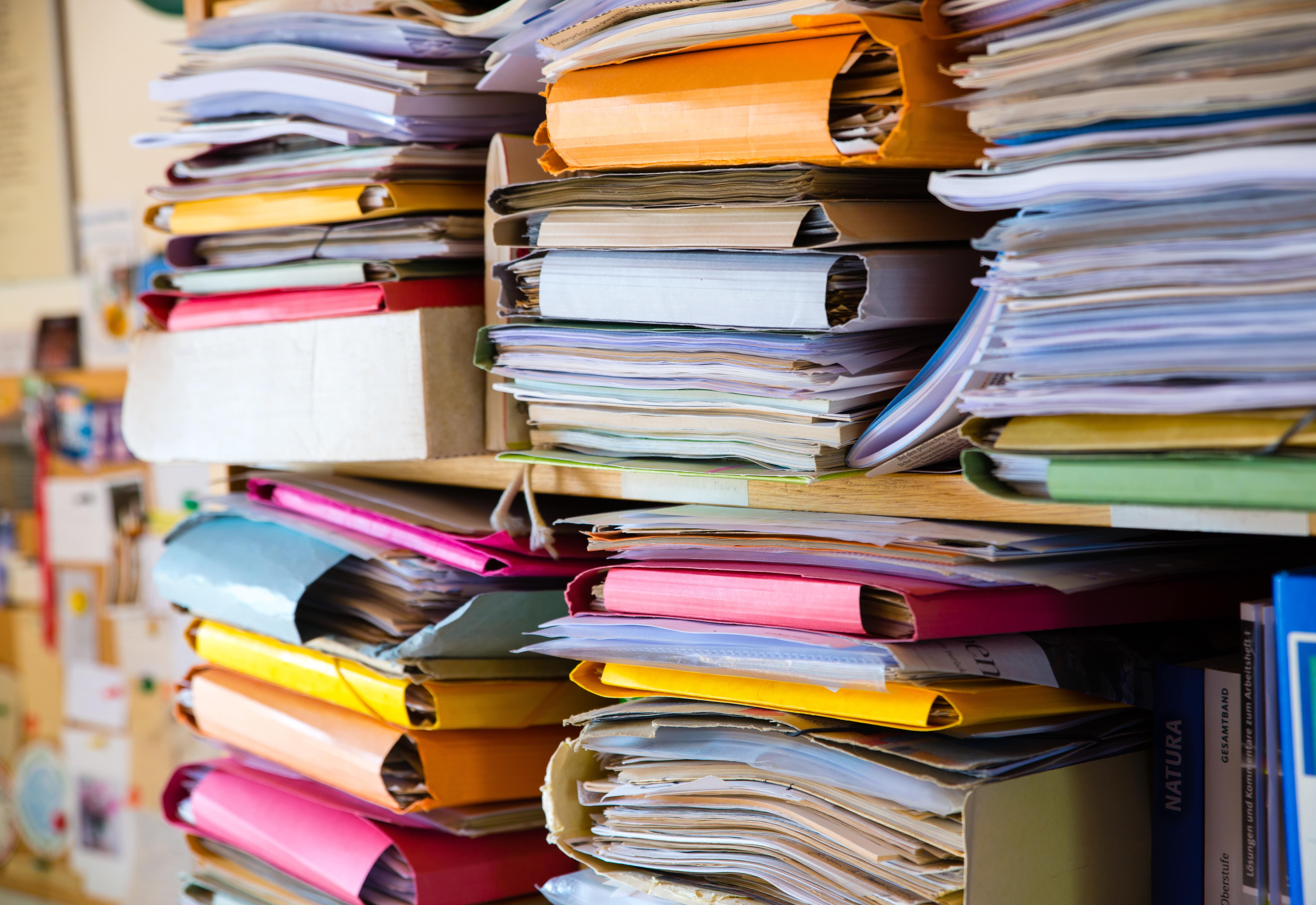 How to Eliminate Costly Errors with Records and Information Management
