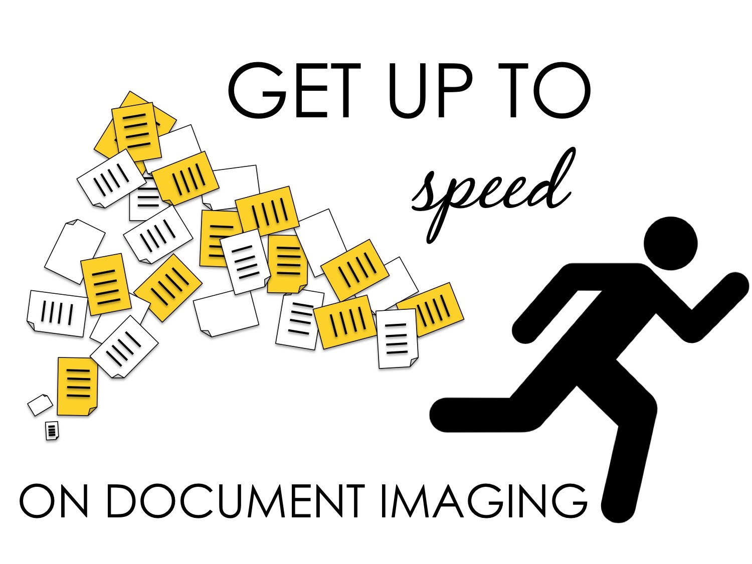 3 Ways to Get Up to Speed on Document Imaging Services for Your Business - Featured Image