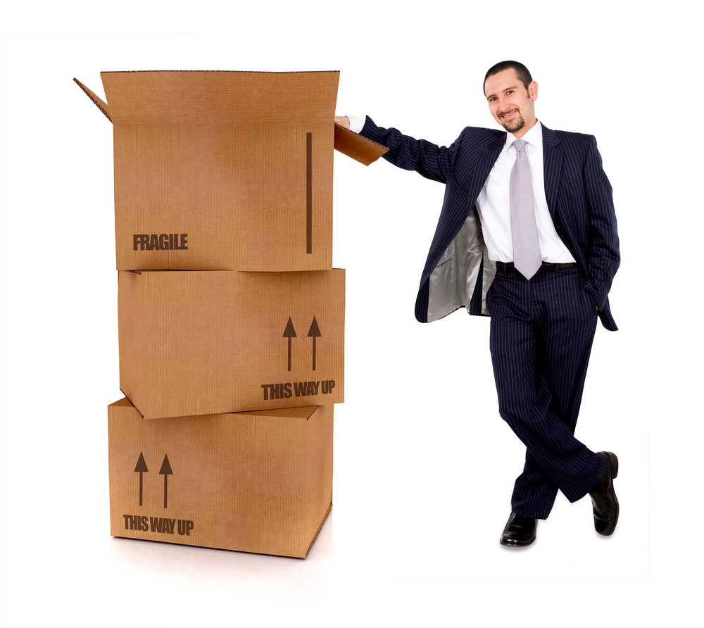 If Moving Boxes Could Talk: 3 Inside Tips for Your Pensacola Office Move - Featured Image