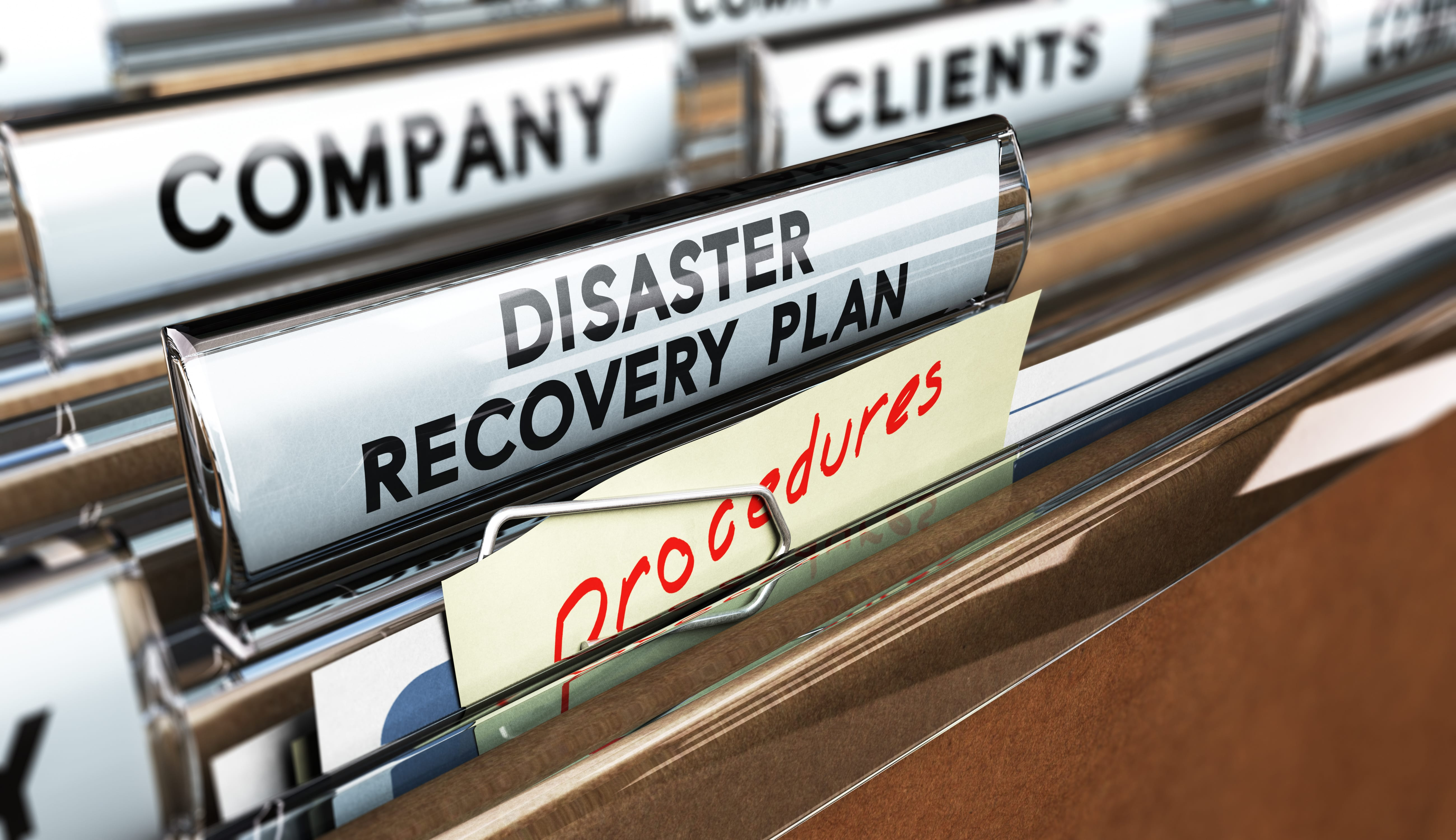 5-Point Checklist for Small Business Disaster and Document Recovery Planning - Featured Image
