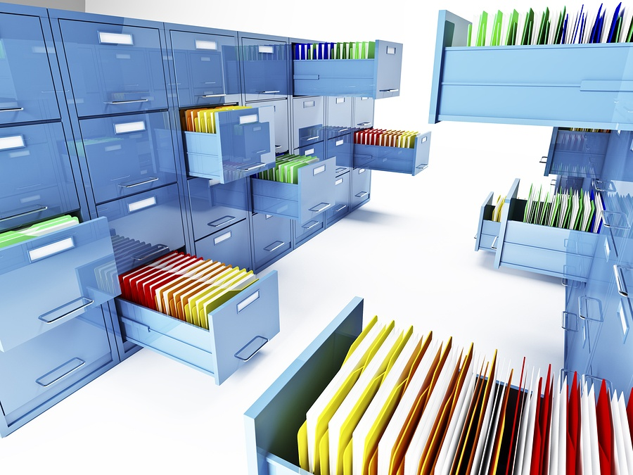 Office Managers: 4 Pieces of Offsite Document Storage Advice to Live By - Featured Image