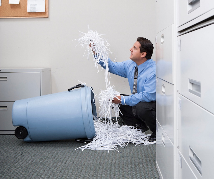 Why Outsourcing Document Shredding Beats an In-House Job Every Time - Featured Image