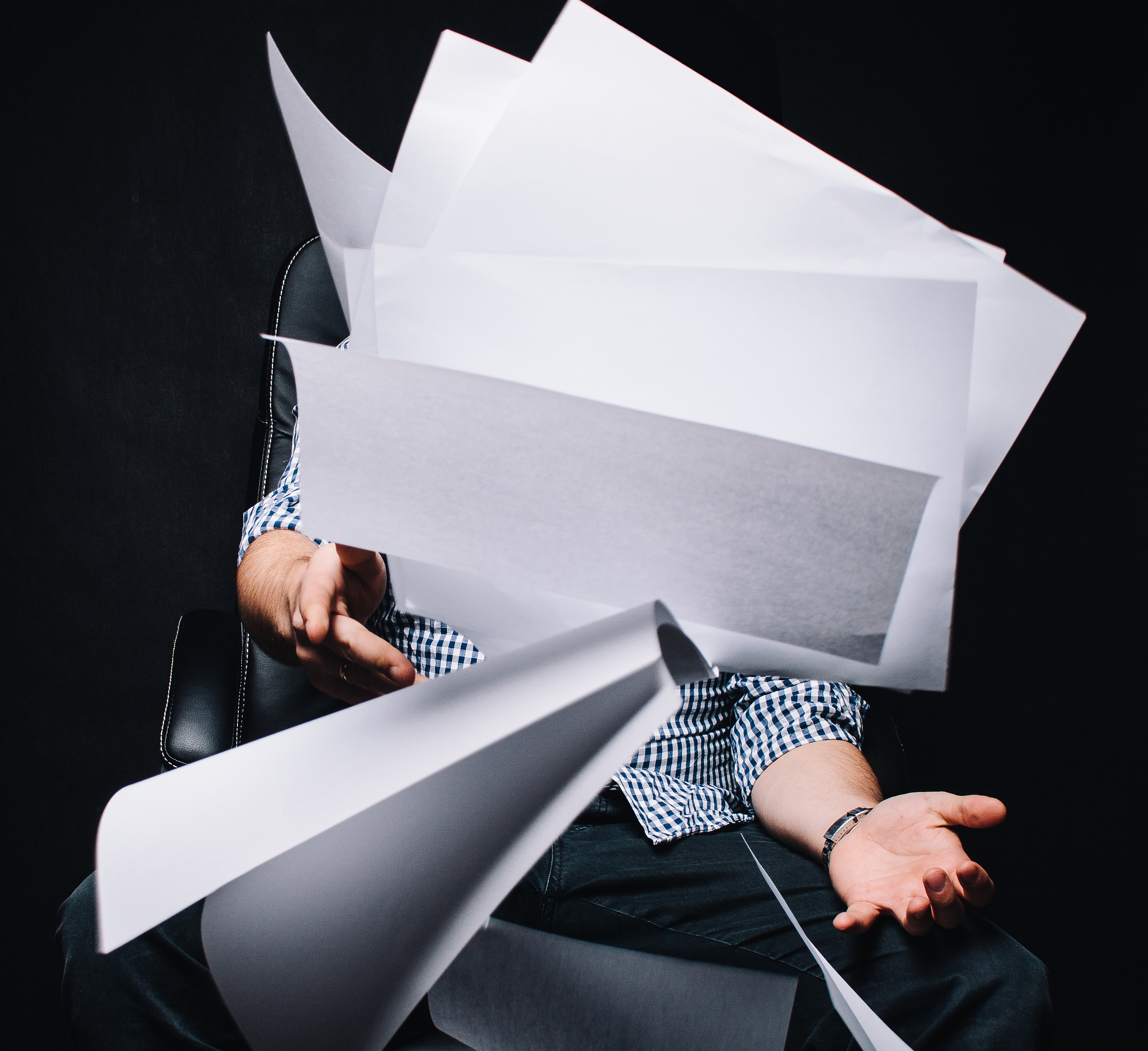 3 Records Management Gaps That Could Harm Your Business - Featured Image