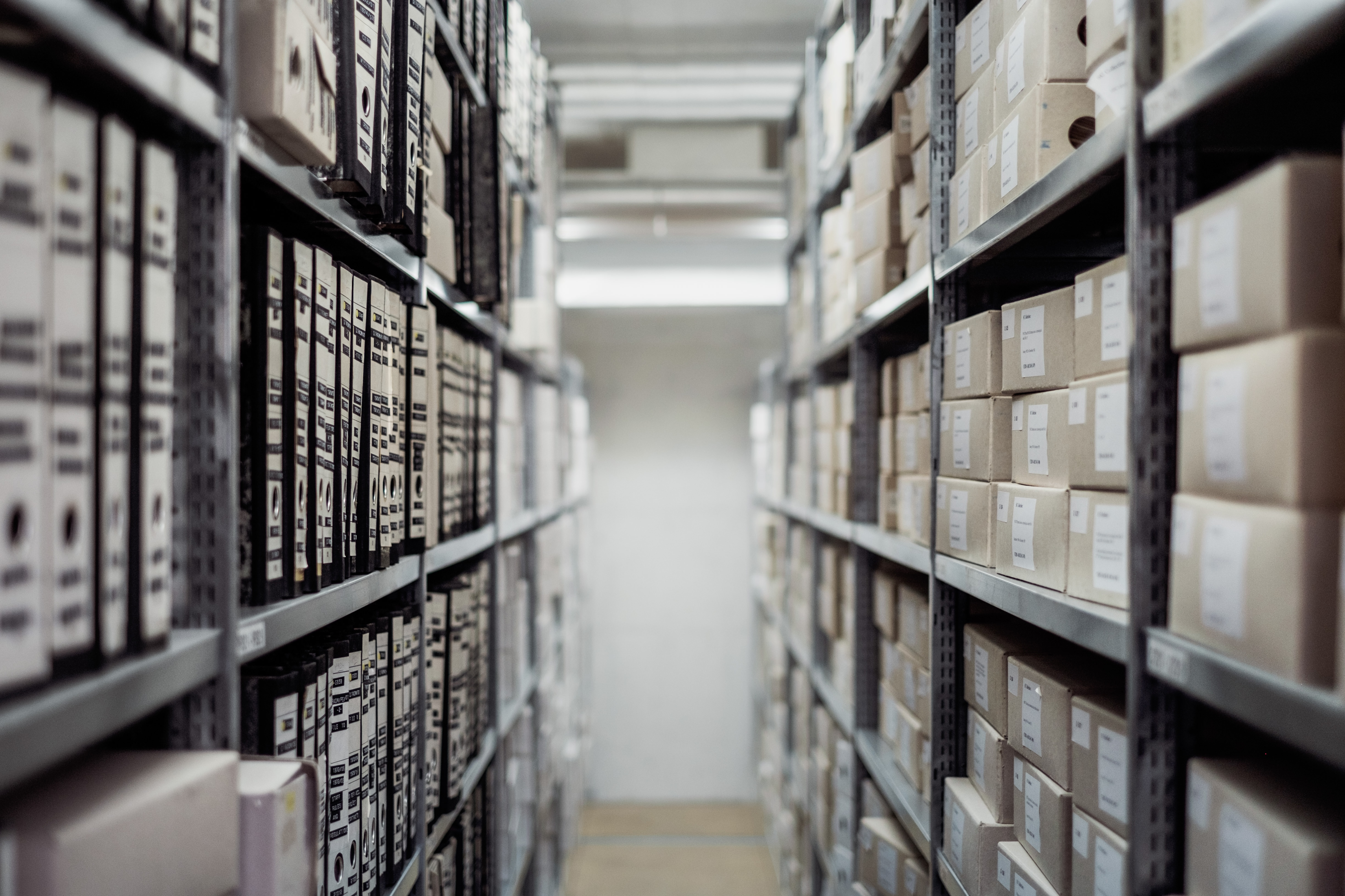 The Anatomy of a Successful Records Management Plan - Featured Image