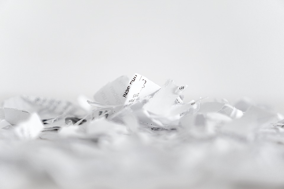 How Certified Document Destruction Will Change Your Business This Year - Featured Image