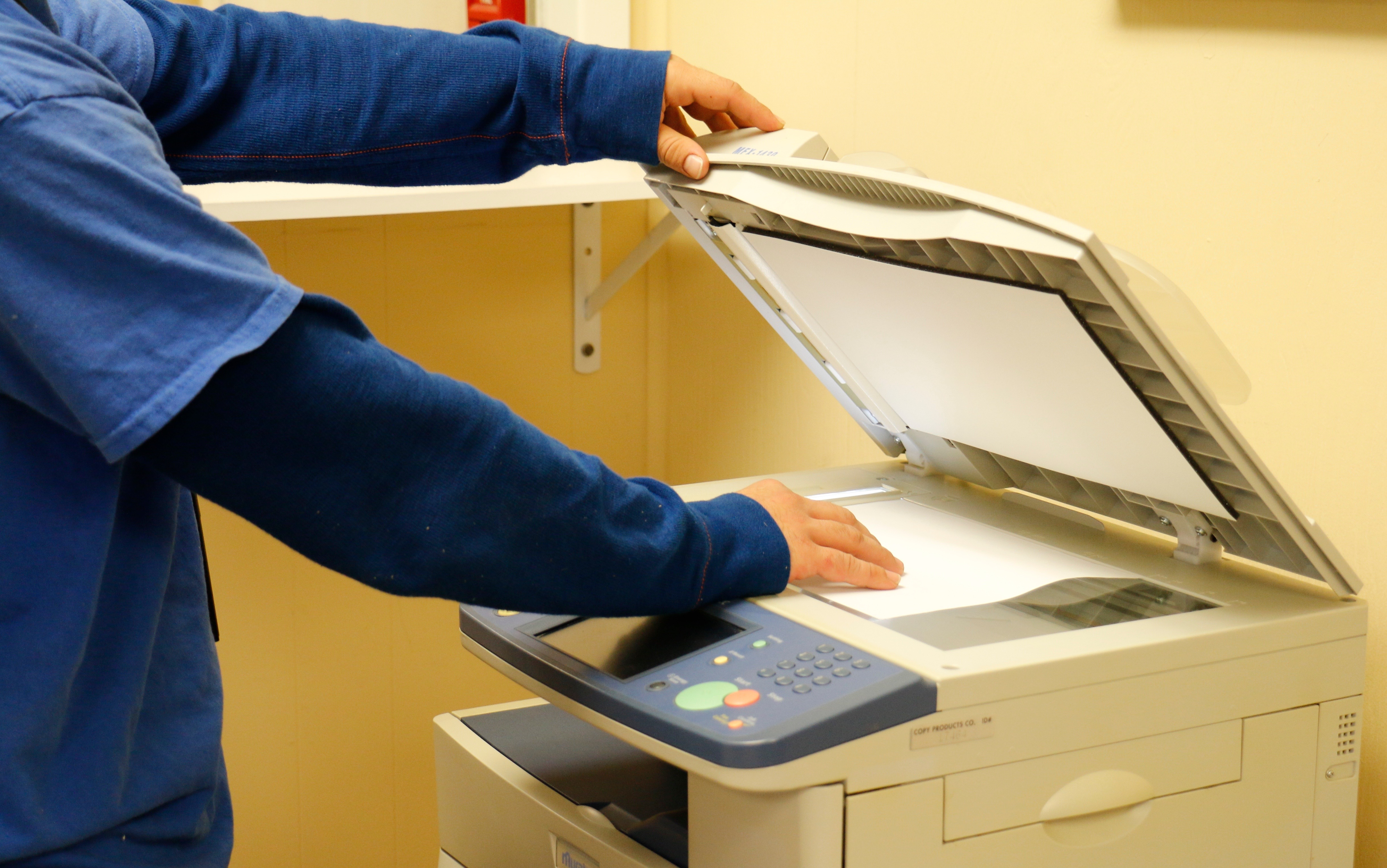 Why You Don't Have To Go Paperless to Use Document Scanning Services - Featured Image