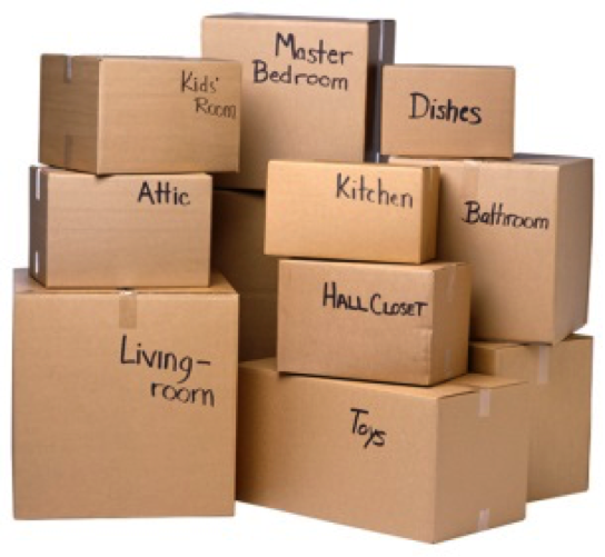 Hire Local Movers to Avoid These Top Moving Mistakes - Featured Image